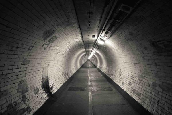 even smaller tunnel original