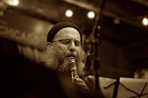 James Falzone, clarinet